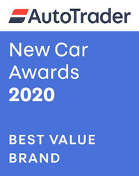 Autotrader - New Car Awards 2020